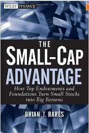 Brian Bares Small Cap Advantage Book